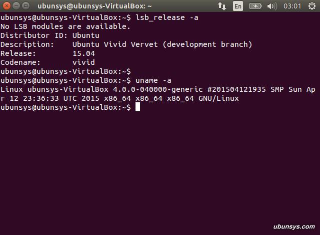 Linux Kernel 4.0