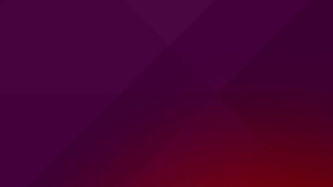 Hình nền mặc định màu đỏ tía trong Ubuntu 15.04